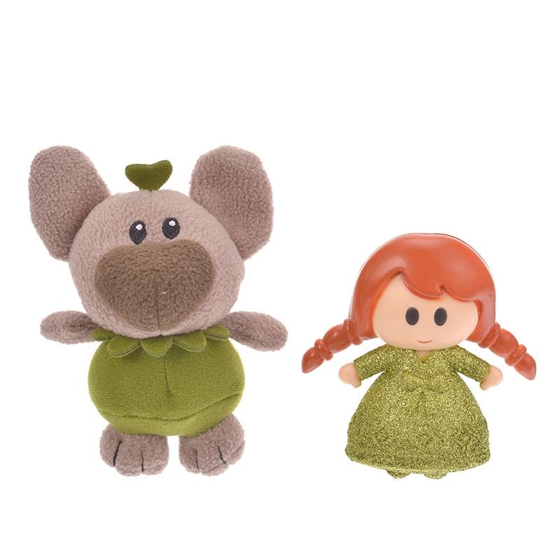 ディズニー アニメーターズ コレクションドール アナ&エルサ ギフトセット
