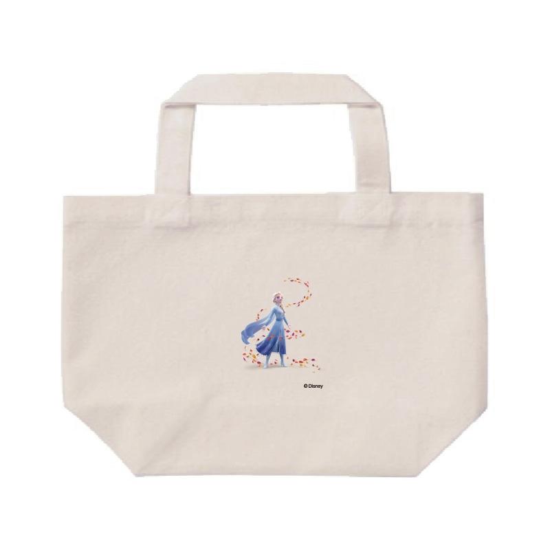 【D-Made】ミニトートバッグ  アナと雪の女王2 エルサ