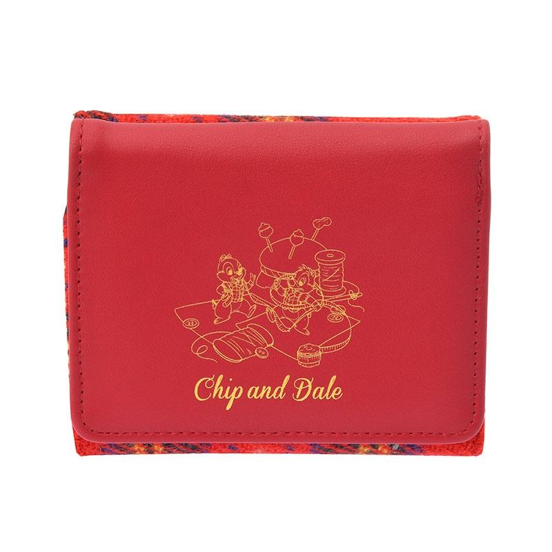 チップ&デール 財布・ウォレット ハリスツイード Chip&Dale Autumn Collection