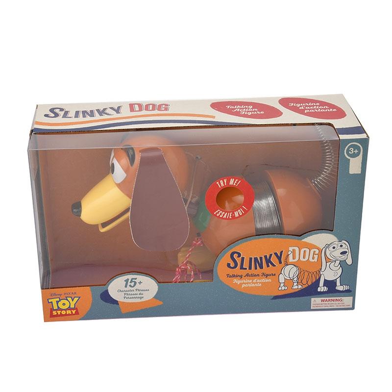 スリンキー トーキングフィギュア Toy Story Legacy