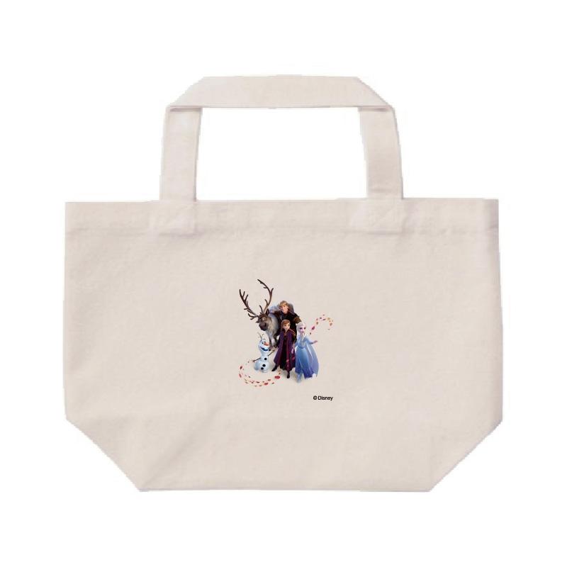 【D-Made】ミニトートバッグ  アナと雪の女王2