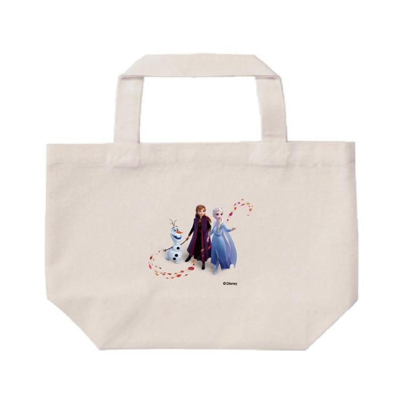 【D-Made】ミニトートバッグ  アナと雪の女王2 アナ&エルサ&オラフ