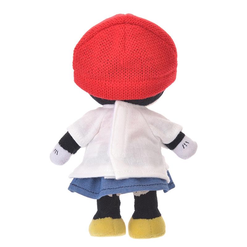 nuiMOs ぬいぐるみ専用コスチューム ロゴTシャツセット ガール