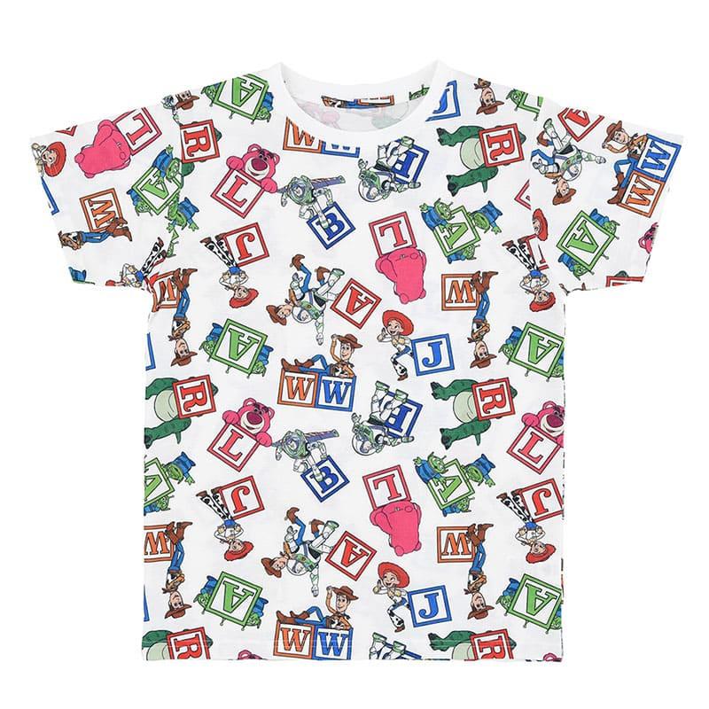 トイ・ストーリー 半袖Tシャツ(L) Toy Story Legacy