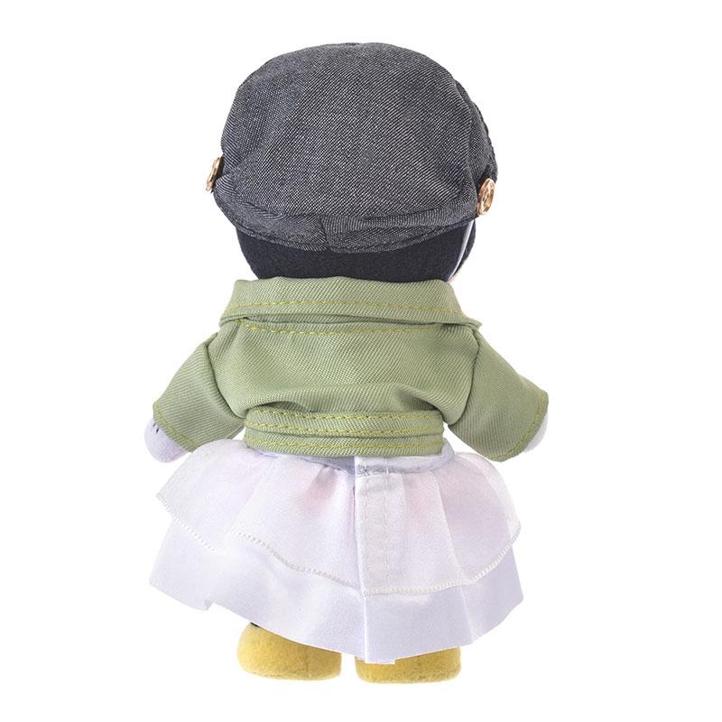 nuiMOs ぬいぐるみ専用コスチューム ライダースセット カーキ ガール