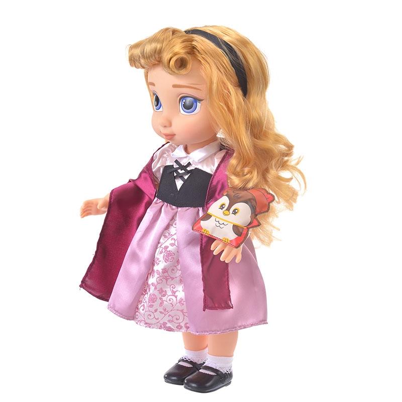 ディズニー アニメーターズ コレクションドール オーロラ姫 おともだち付き
