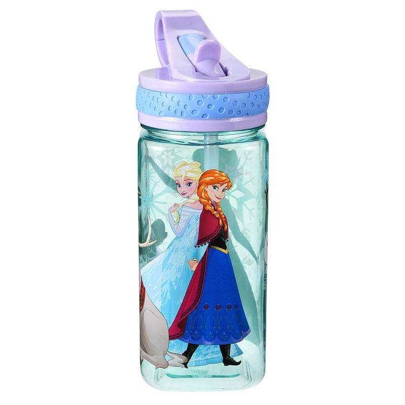 水筒・ウォーターボトル アナと雪の女王 スノーフレイク スクエア