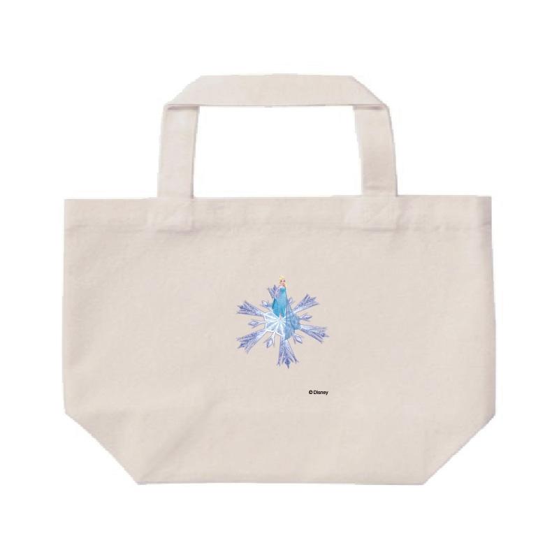 【D-Made】ミニトートバッグ  アナと雪の女王 エルサ