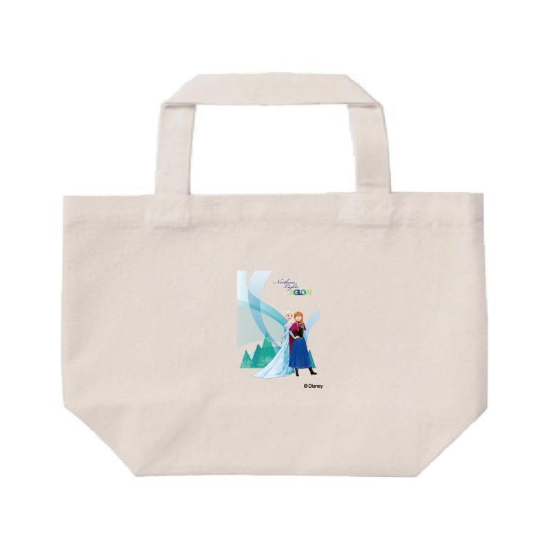 【D-Made】ミニトートバッグ  アナと雪の女王 アナ&エルサ