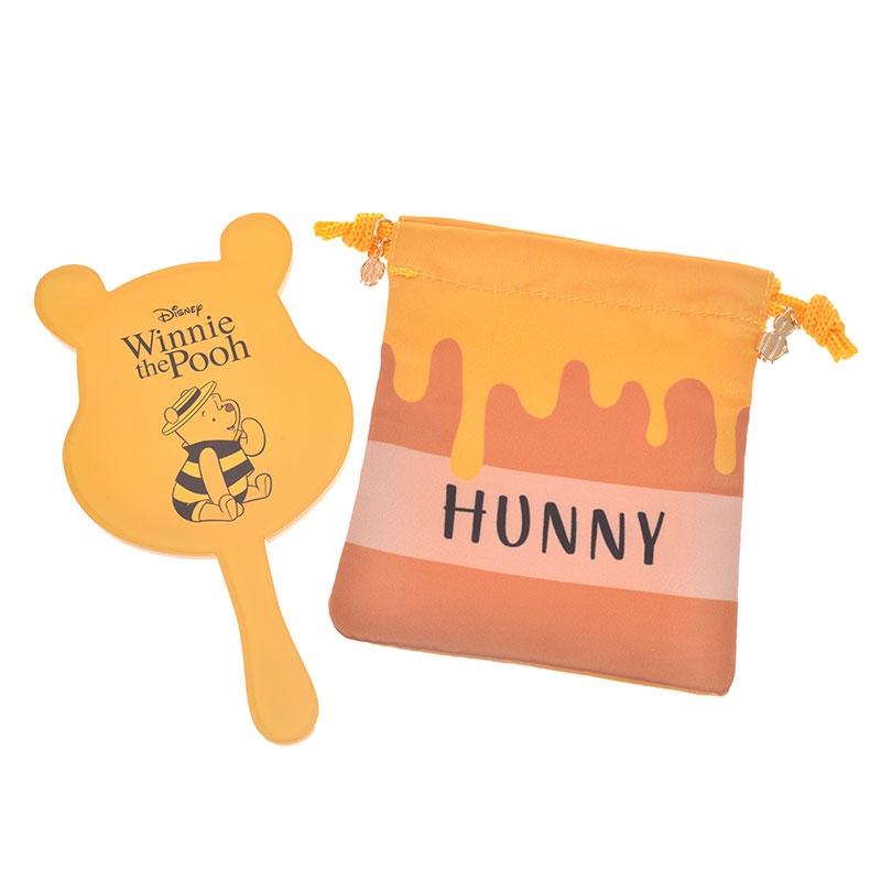 プーさん ハンドミラー・手鏡 Hunny Funny Sunny