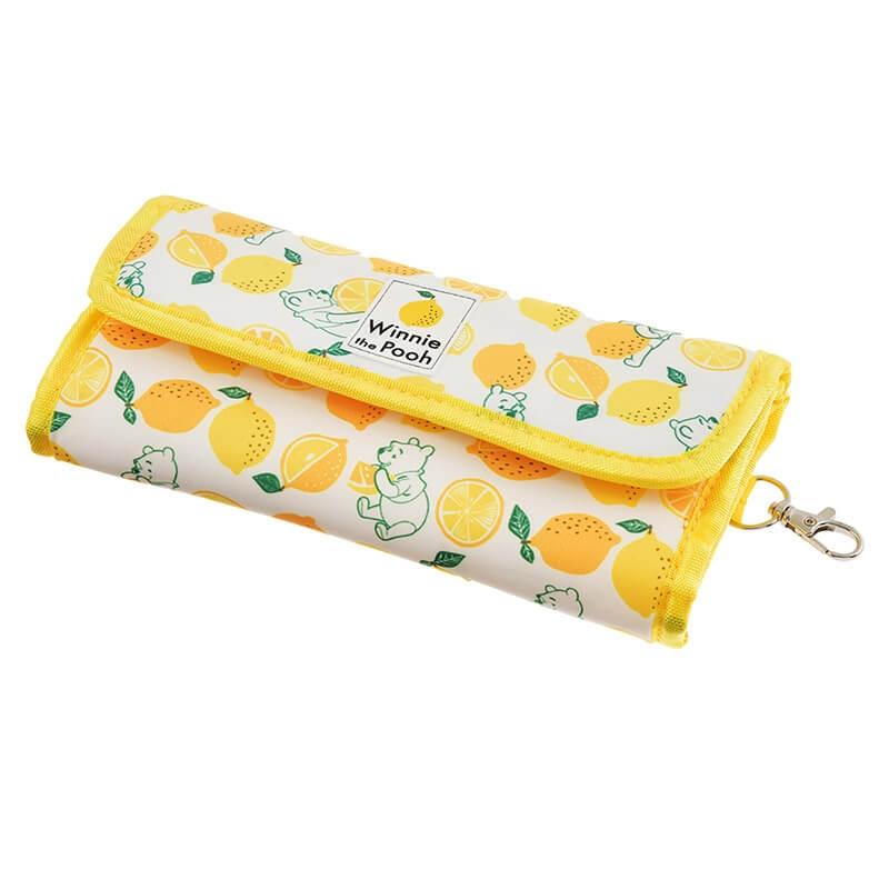 ポーチ カメラレンズ用 プーさん フレッシュレモン