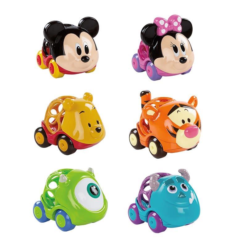 【Kids II】ゴーグリッパーズ・アソート ディズニーキャラクター オーボール Disney Baby