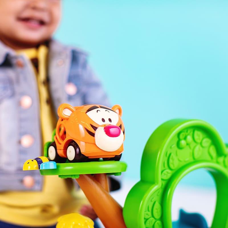 【Kids II】ゴーグリッパーズ・プレイセット くまのプーさん オーボール Disney Baby