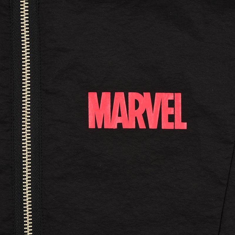 マーベル ジャケット ロゴ HERO