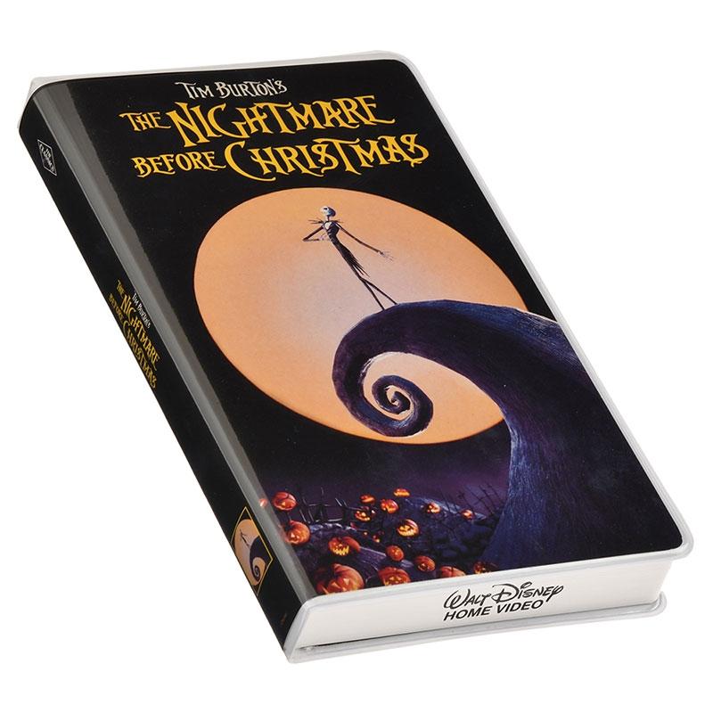ティム・バートン ナイトメアー・ビフォア・クリスマス ノート VHS