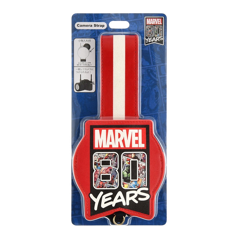 マーベル カメラストラップ American Vintage For 80th Anniversary