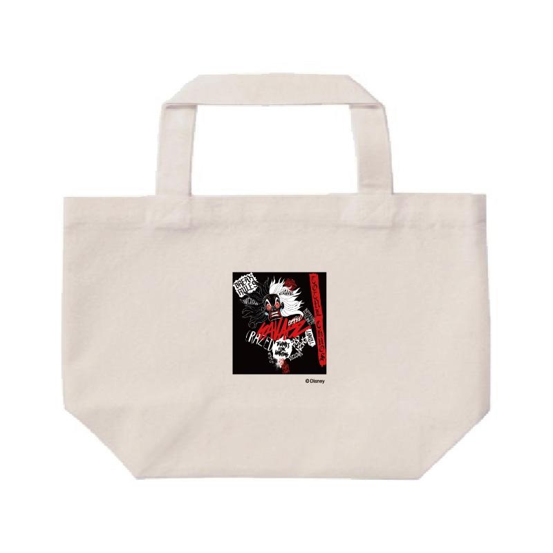 【D-Made】ミニトートバッグ  101匹わんちゃん クルエラ ヴィランズ