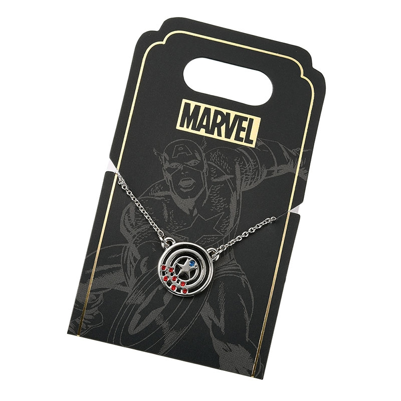 マーベル キャプテン・アメリカ ネックレス