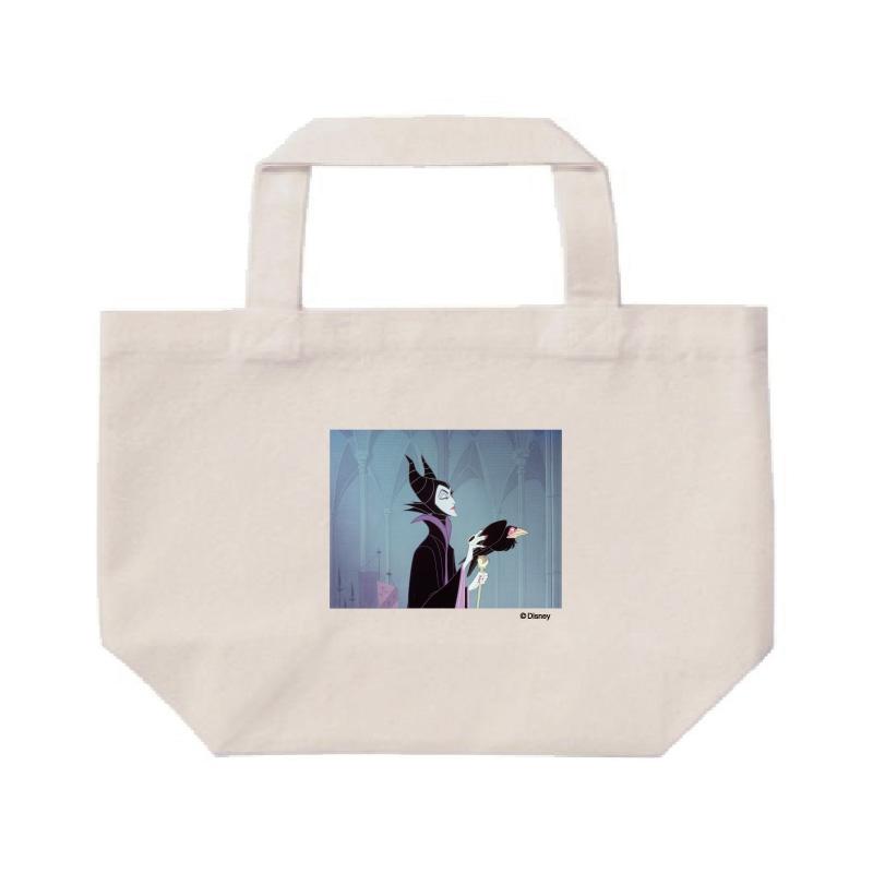 【D-Made】ミニトートバッグ  眠れる森の美女 マレフィセント ヴィランズ