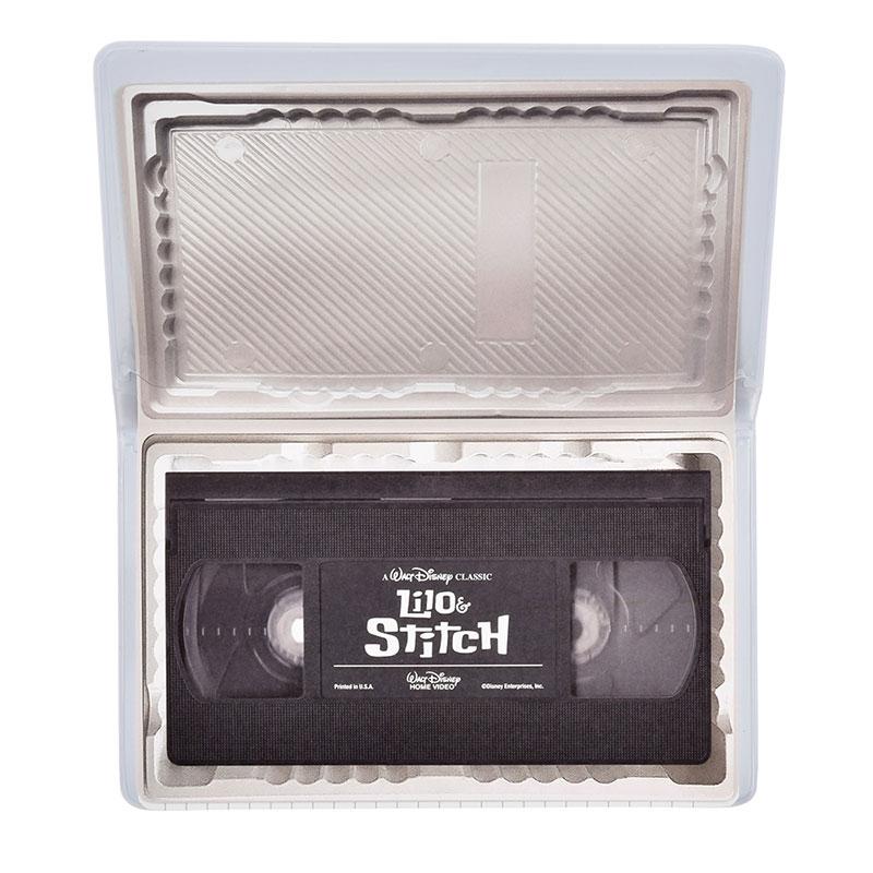 リロ&スティッチ ノート VHS