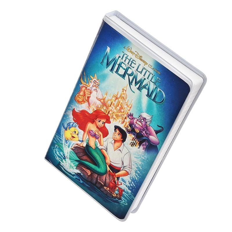 リトル・マーメイド ノート VHS