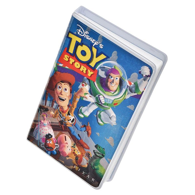 トイ・ストーリー ノート VHS