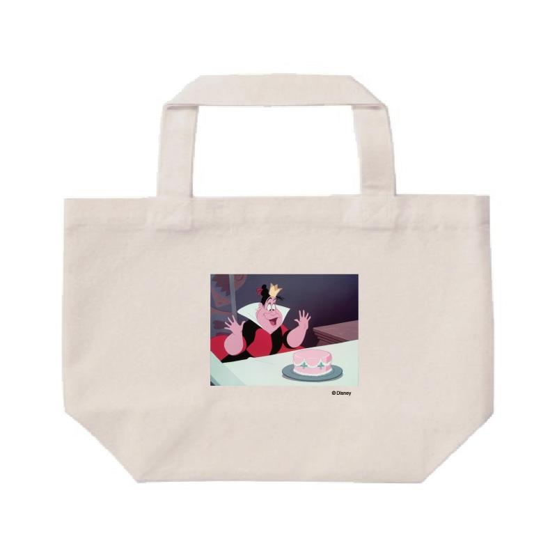 【D-Made】ミニトートバッグ  ふしぎの国のアリス ハートの女王 ヴィランズ