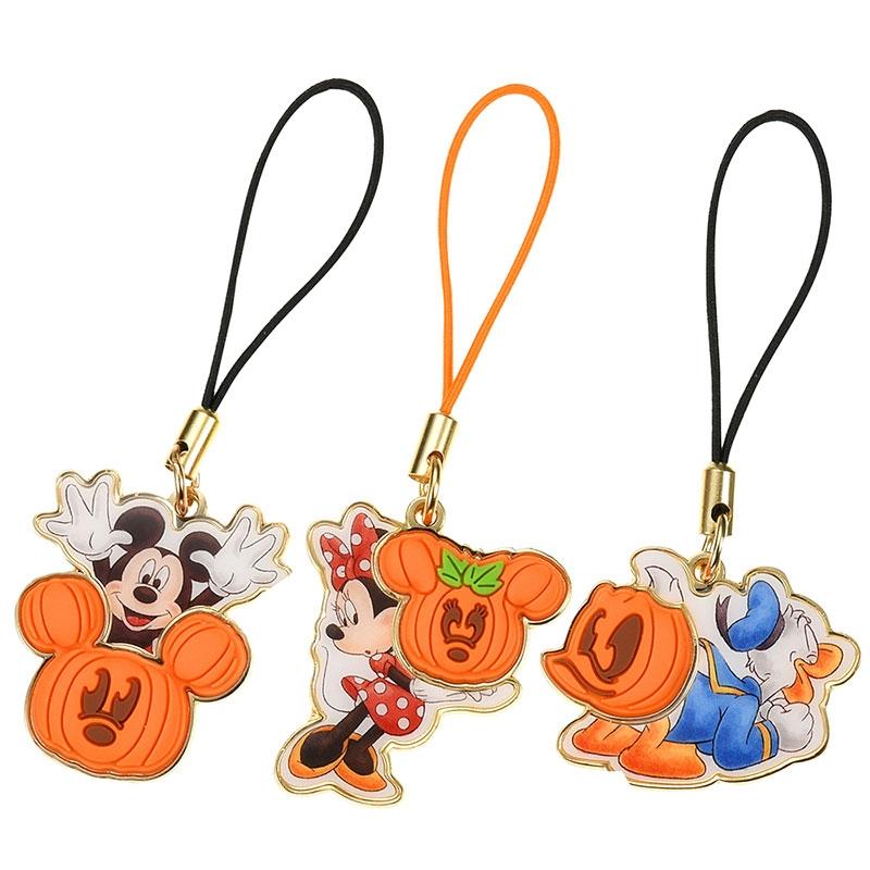 ミッキー&フレンズ シークレットストラップ Disney Halloween 2019