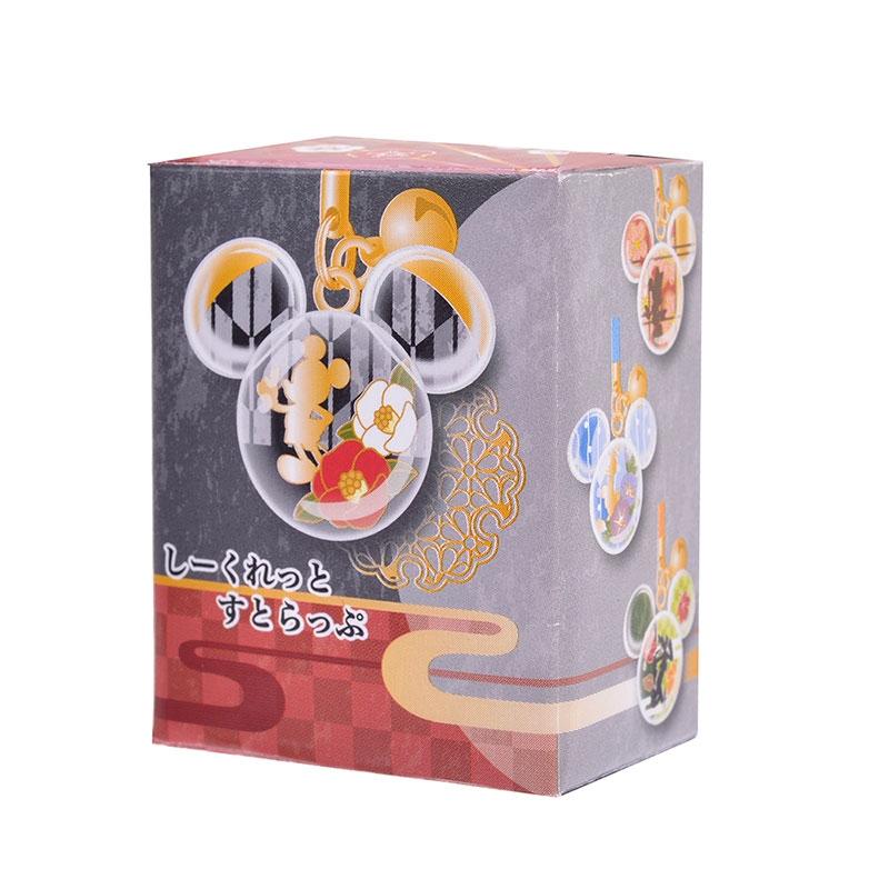 ミッキー&フレンズ シークレットストラップ 和 Disney