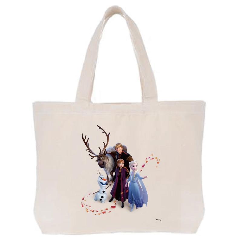 【D-Made】トートバッグ  アナと雪の女王2