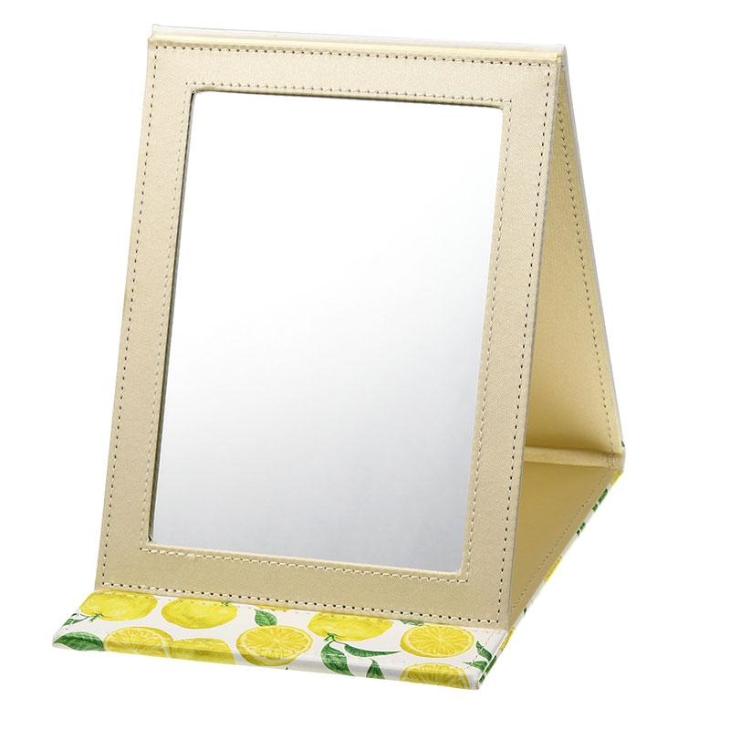 プーさん ミラー・鏡 折りたたみ式 Yuzu Pooh