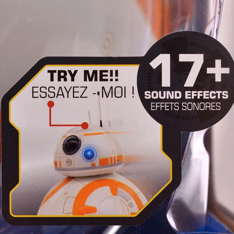 スター・ウォーズ BB-8 トーキングアクションフィギュア スター・ウォーズ/スカイウォーカーの夜明け