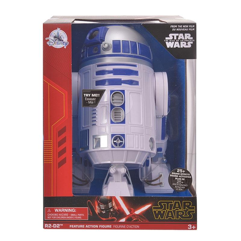 スター・ウォーズ R2-D2 トーキングアクションフィギュア スター・ウォーズ/スカイウォーカーの夜明け