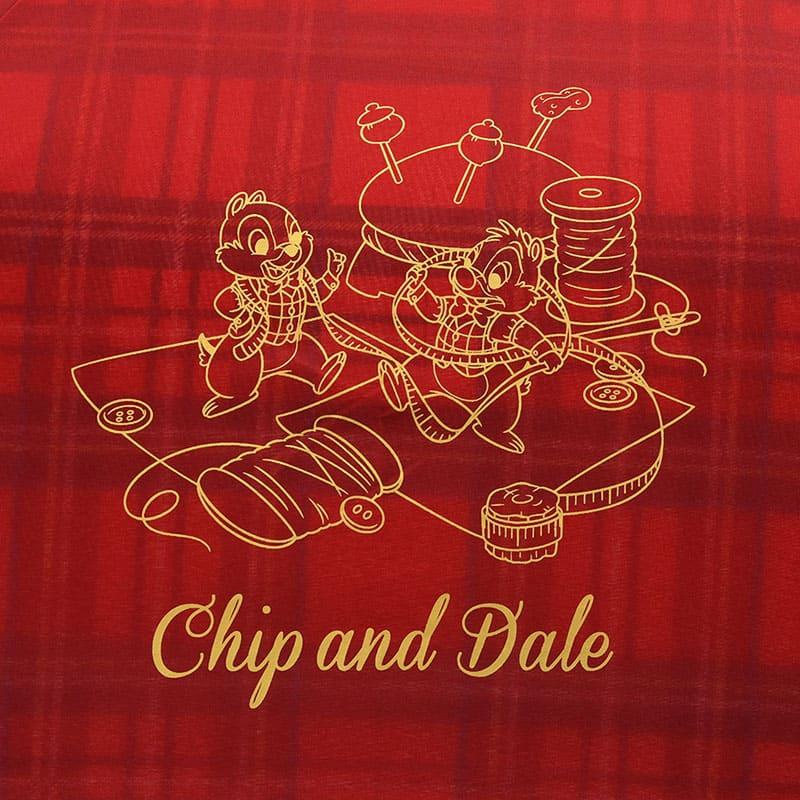 チップ&デール 傘 折りたたみ式 Chip&Dale Autumn Collection