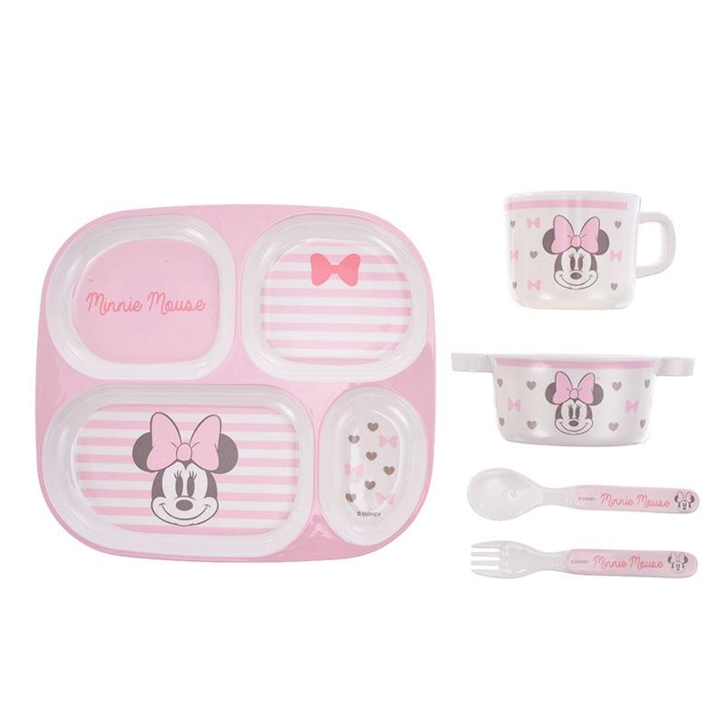ミニー BABY GIFT テーブルウェアセット Disney baby