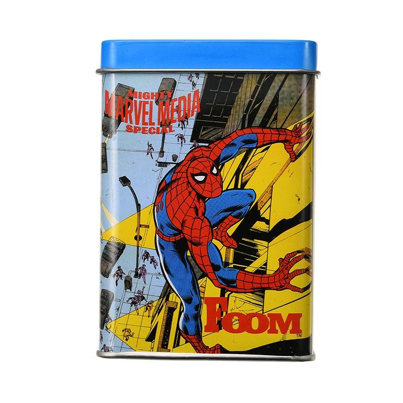マーベル スパイダーマン メモ帳 ケース入り American Vintage For 80th Anniversary