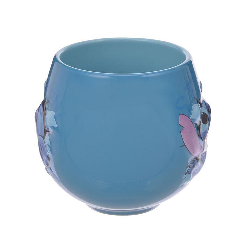 スティッチ マグカップ パワフル