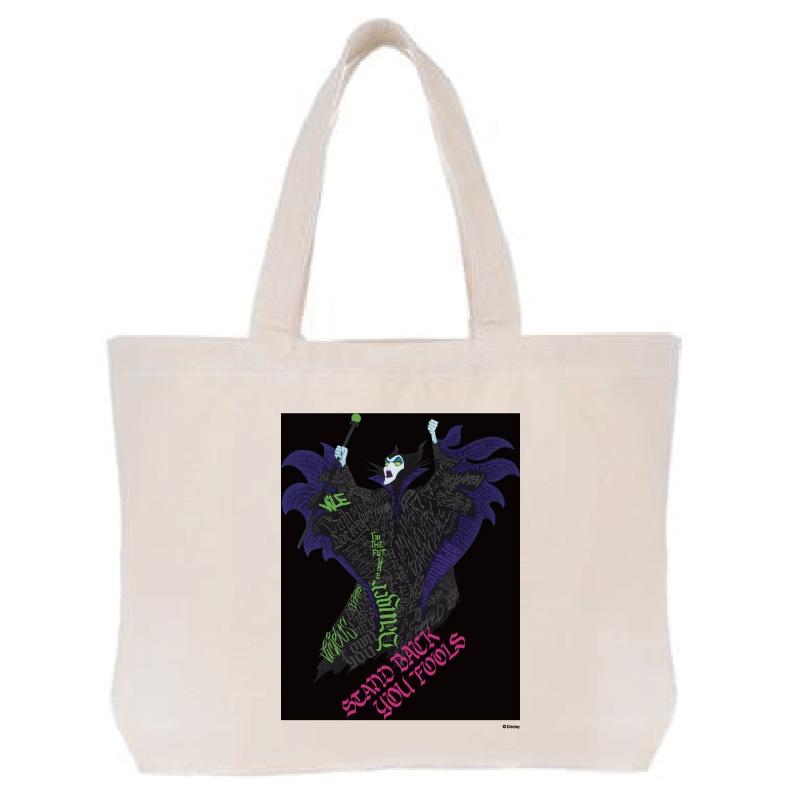 【D-Made】トートバッグ  眠れる森の美女 マレフィセント ヴィランズ