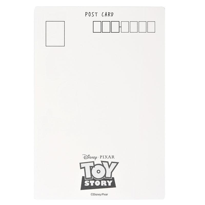 トイ・ストーリー ステーショナリーセット ポストカード付き アルファベットブロック