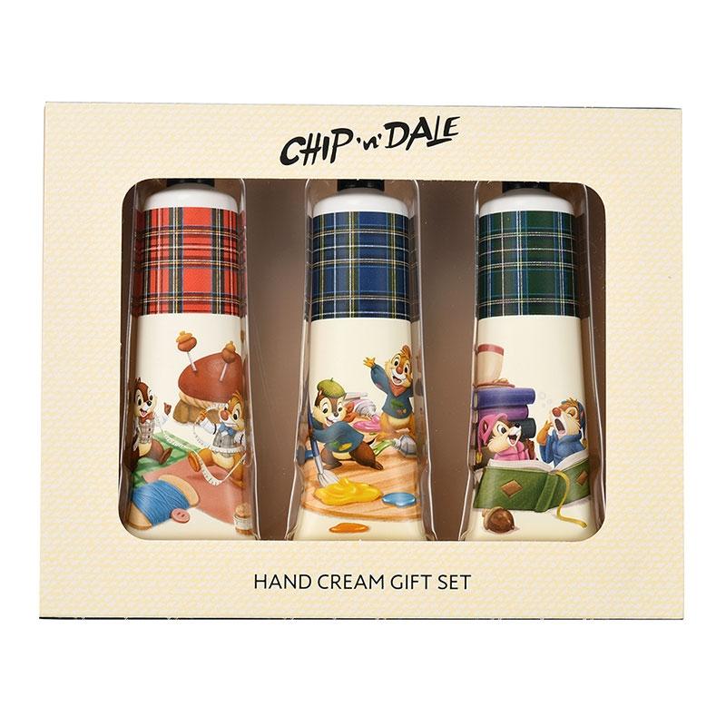 チップ&デール ハンドクリーム セット Chip&Dale Autumn Collection