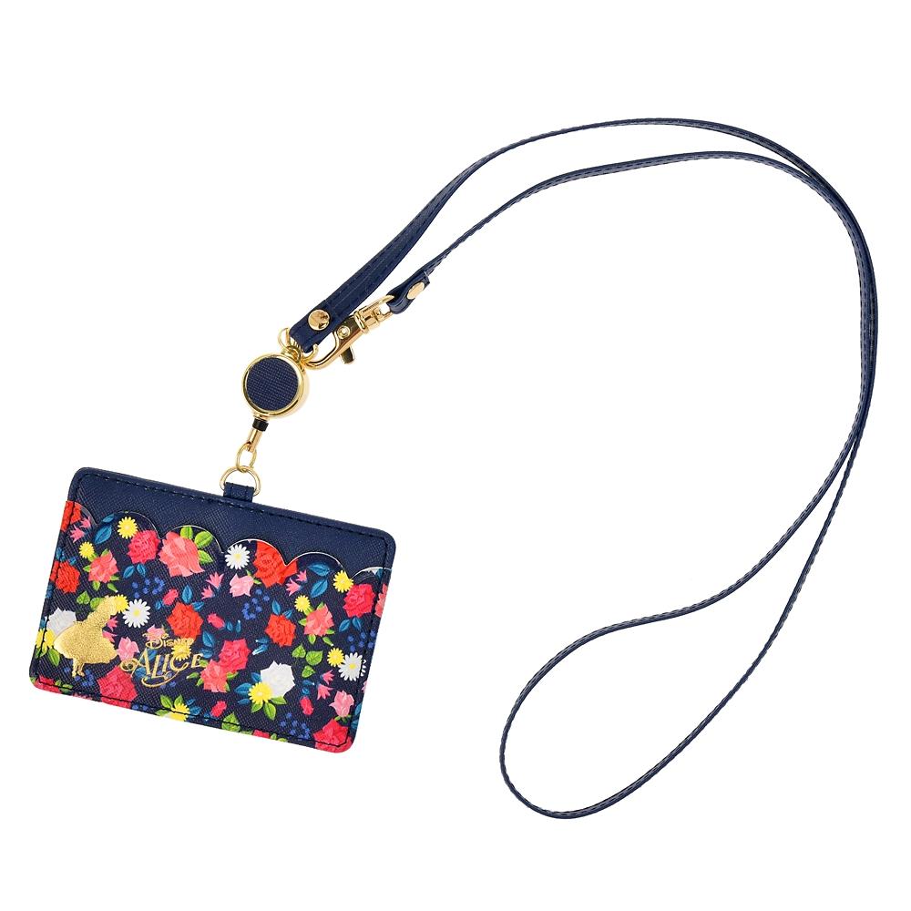 アリス IDカード・パスケース Flower Classic