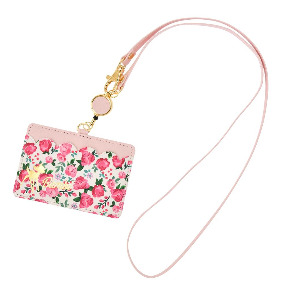バンビ IDカード・パスケース Flower Classic