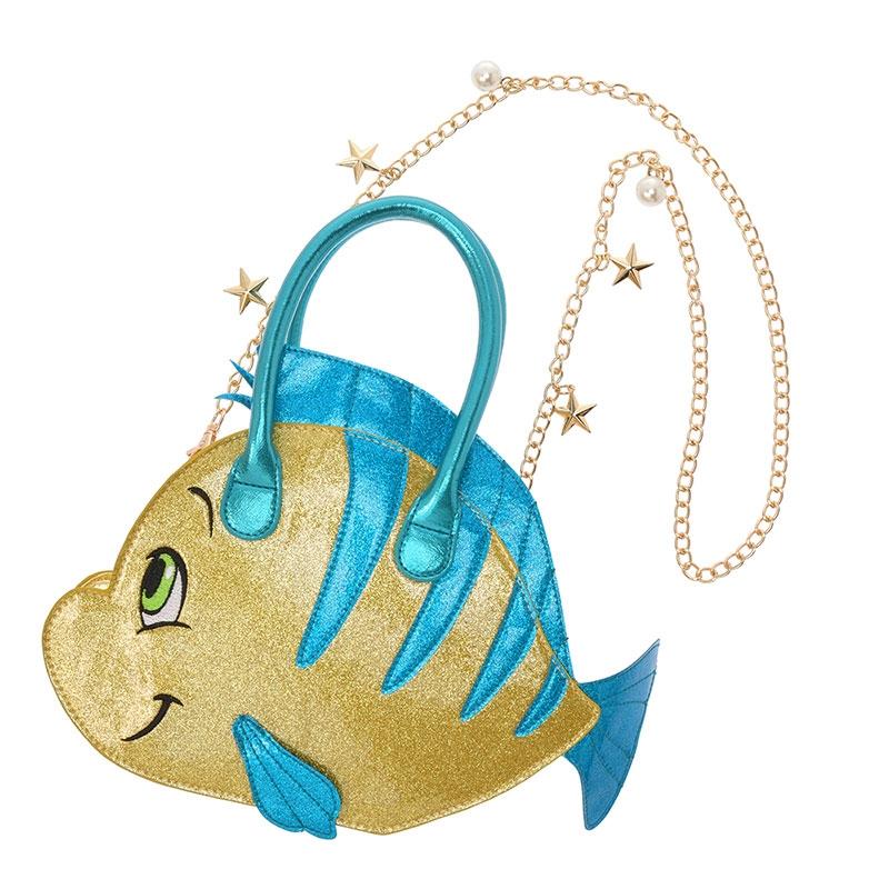 フランダー ハンドバッグ 2WAY The Little Mermaid 30th