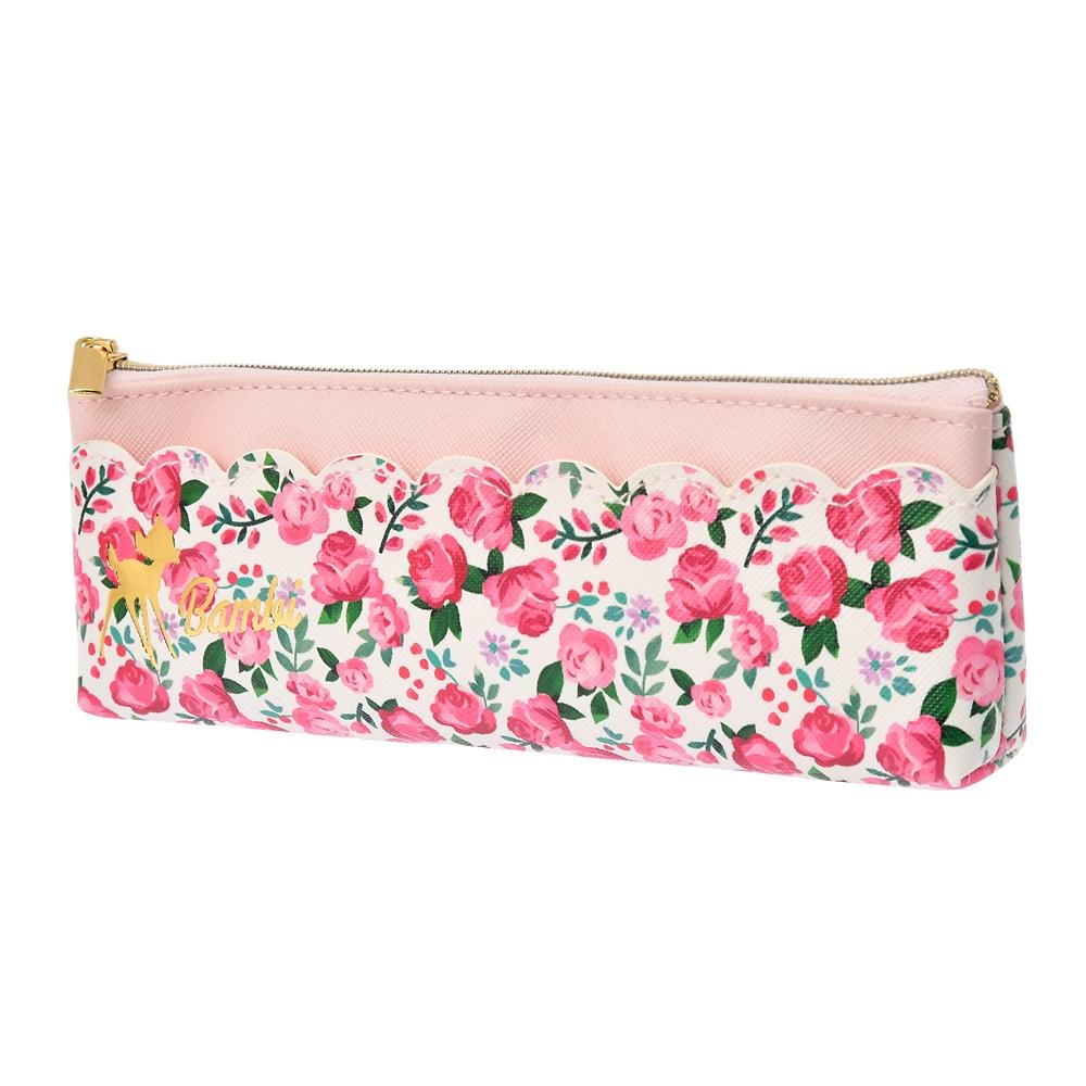 バンビ 筆箱・ペンケース スリム Flower Classic