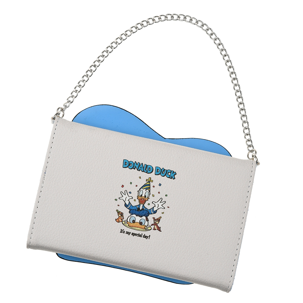 ドナルド 多機種対応 スマホケース・カバー Donald Duck Birthday 2020