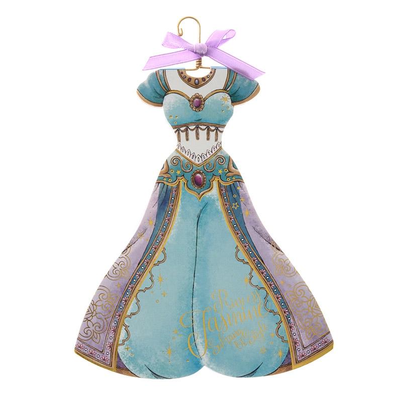 メモ帳 ダイカット ジャスミン ドレス Princess Party