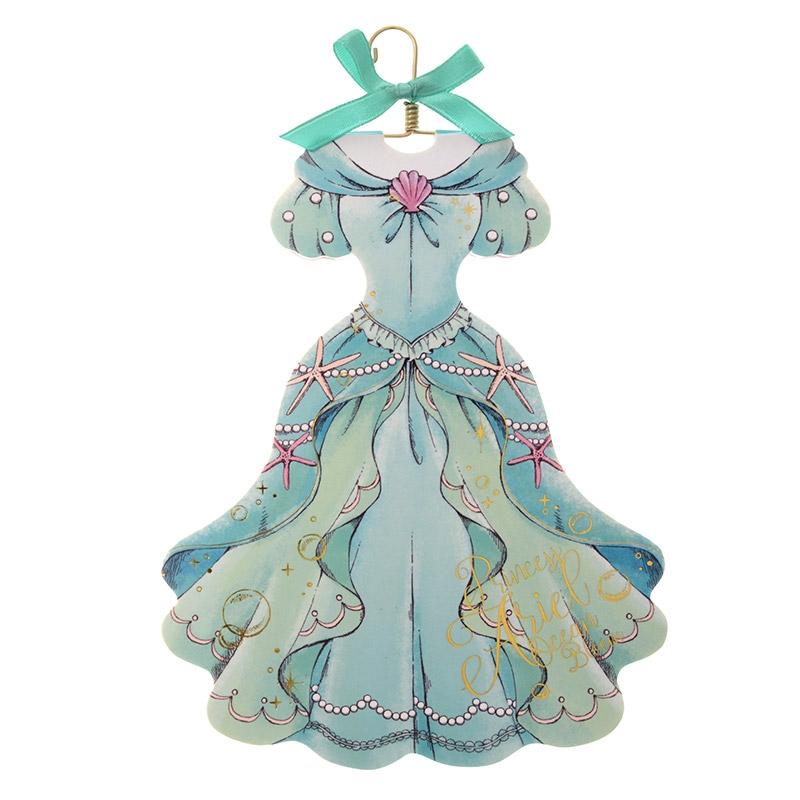 メモ帳 ダイカット アリエル ドレス Princess Party