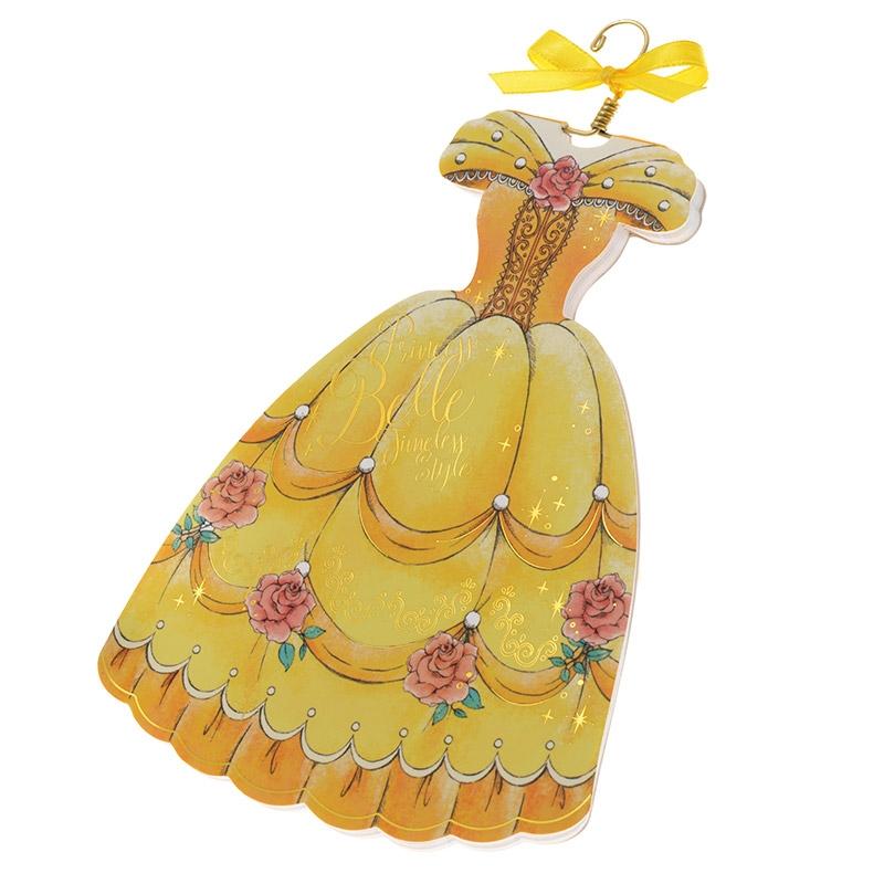 メモ帳 ダイカット ベル ドレス Princess Party