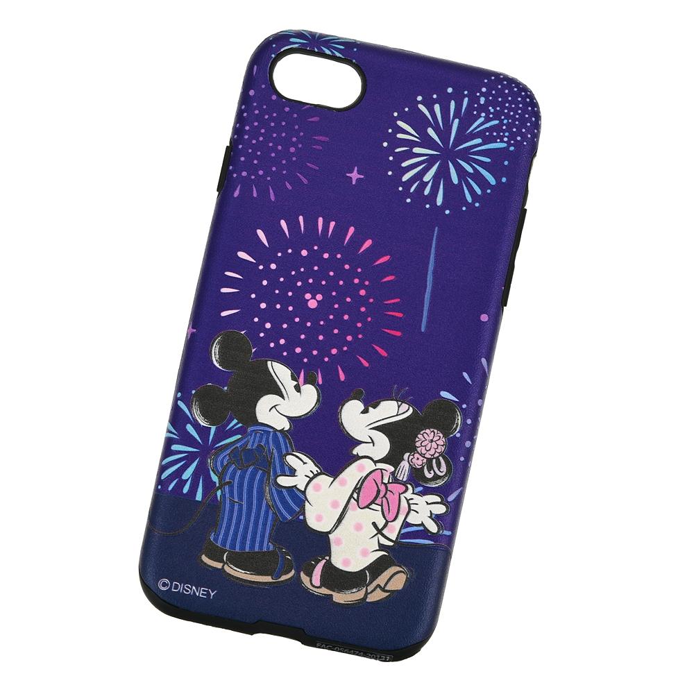 ミッキー&ミニー iPhone 6/6s/7/8用スマホケース・カバー Japan Culture