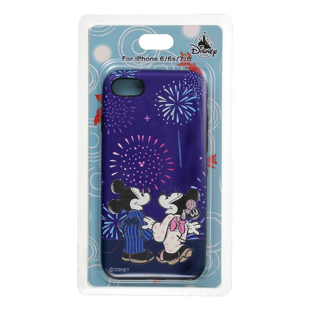 【アウトレット】ミッキー&ミニー iPhone 6/6s/7/8用スマホケース・カバー Japan Culture